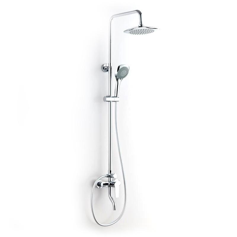 Kolumna prysznicowa – MOLDE Oval Chrom