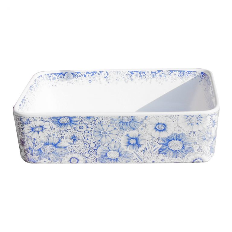 Umywalka ceramiczna nablatowa 1236
