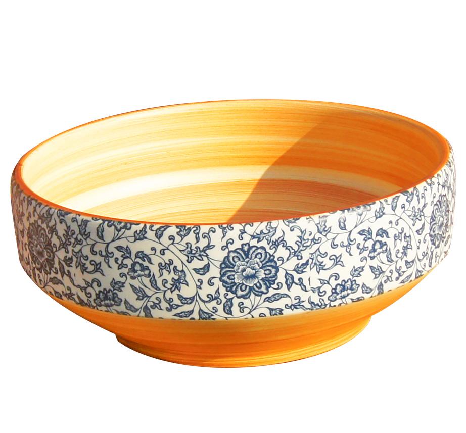 Umywalka ceramiczna nablatowa 785