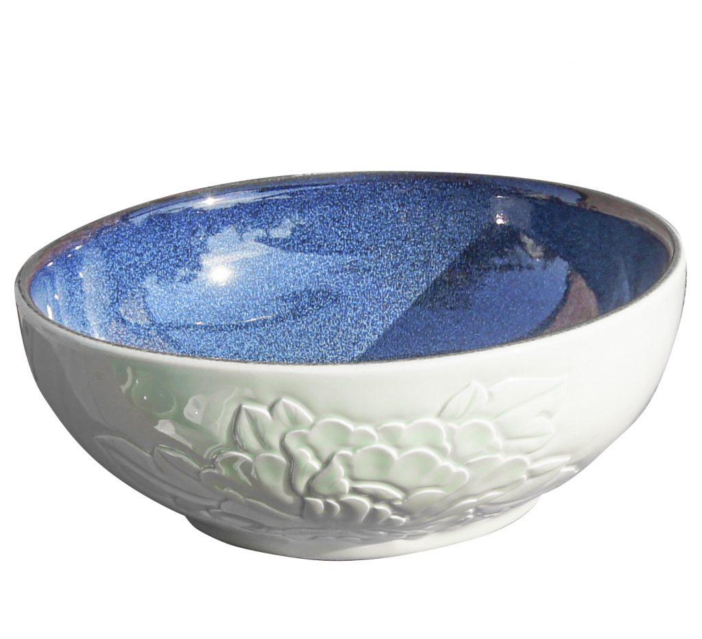 Umywalka ceramiczna nablatowa 979